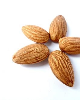 Almond Nutrition, Pure and Fresh Almond  without Shell