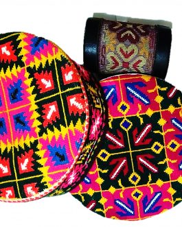 Hunza woman cap, Cultural cap of Wakhi and Hunza women