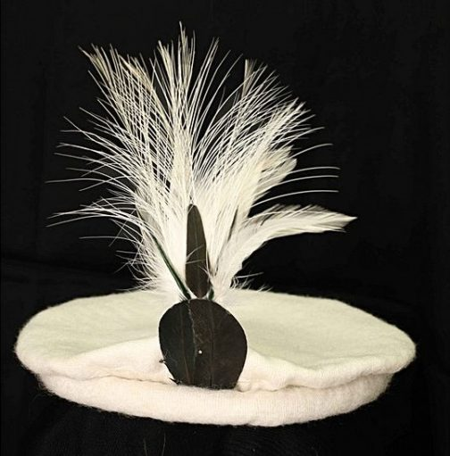 Gilgit Cap with feather