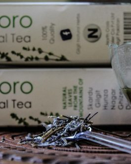 Tumuro Herbal Tea, Himalayan and Karakoram herbal Tea