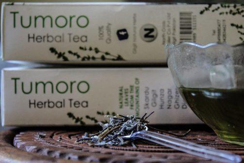 Tumuro herbal tea