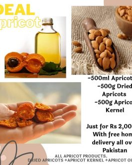 Apricot Products