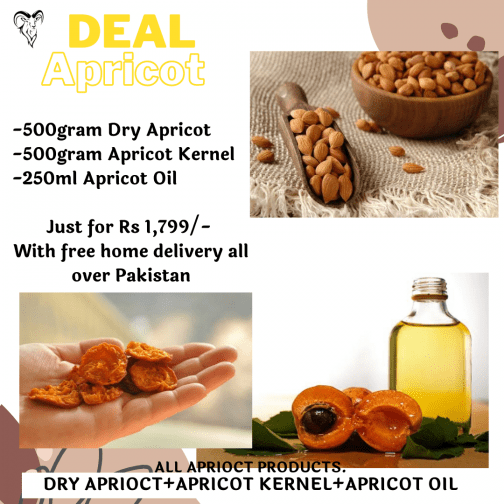 Apricot Deal all product products