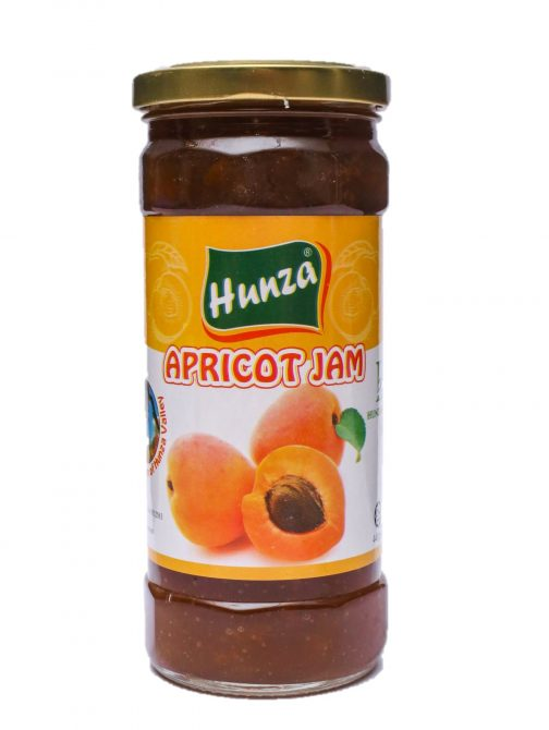 Hunza Aprioct Jam