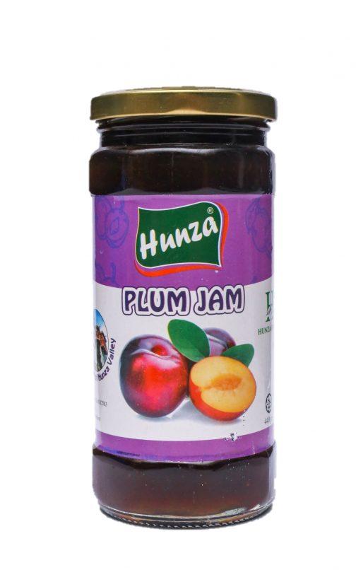 Hunza plum Jam