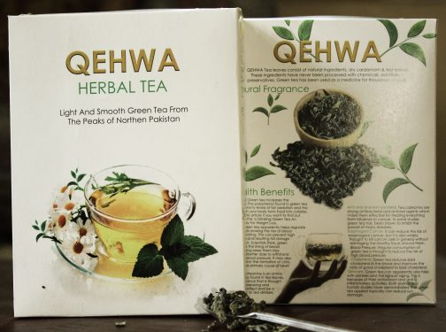 Kehwa green tea