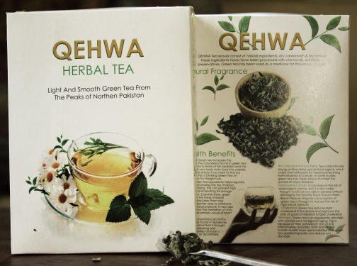 Kehwa green tea
