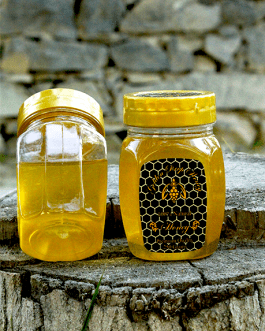 Robinia Honey, Raw and Pure Honey