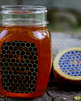 Russian Olive Honey, Healthy and Organic Honey of Russian Olive